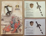 """El Cid"" Tizona Sword Letter Opener From Armaduras - Toledo Spain"